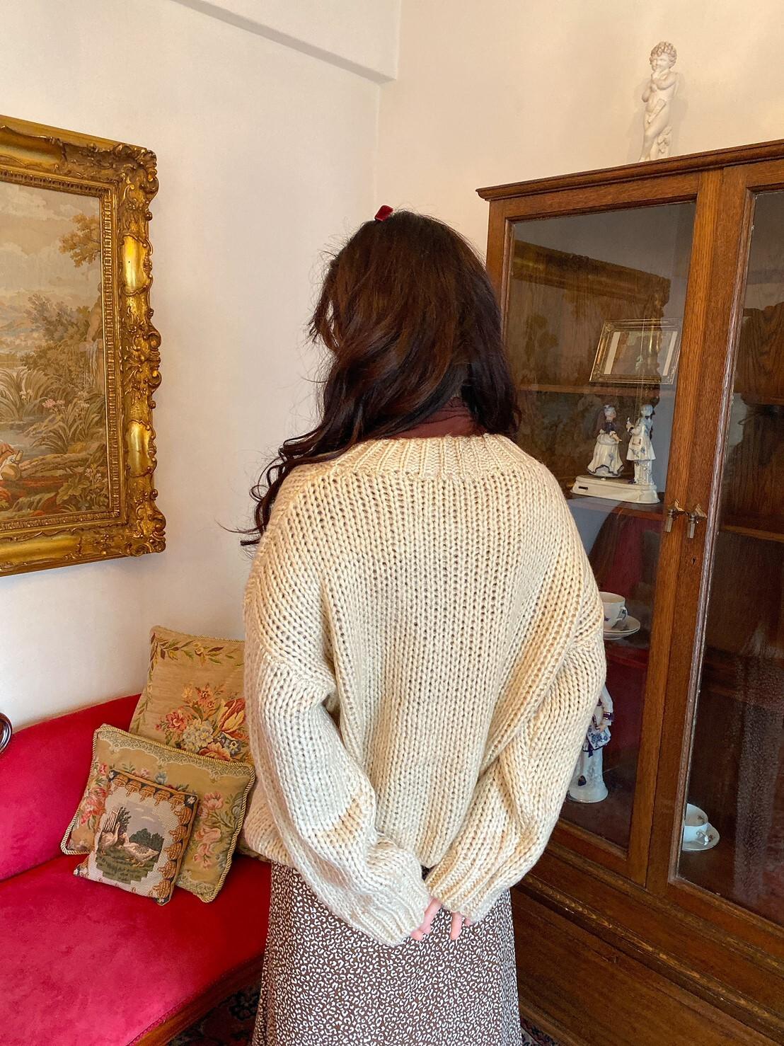fuwafuwa knit