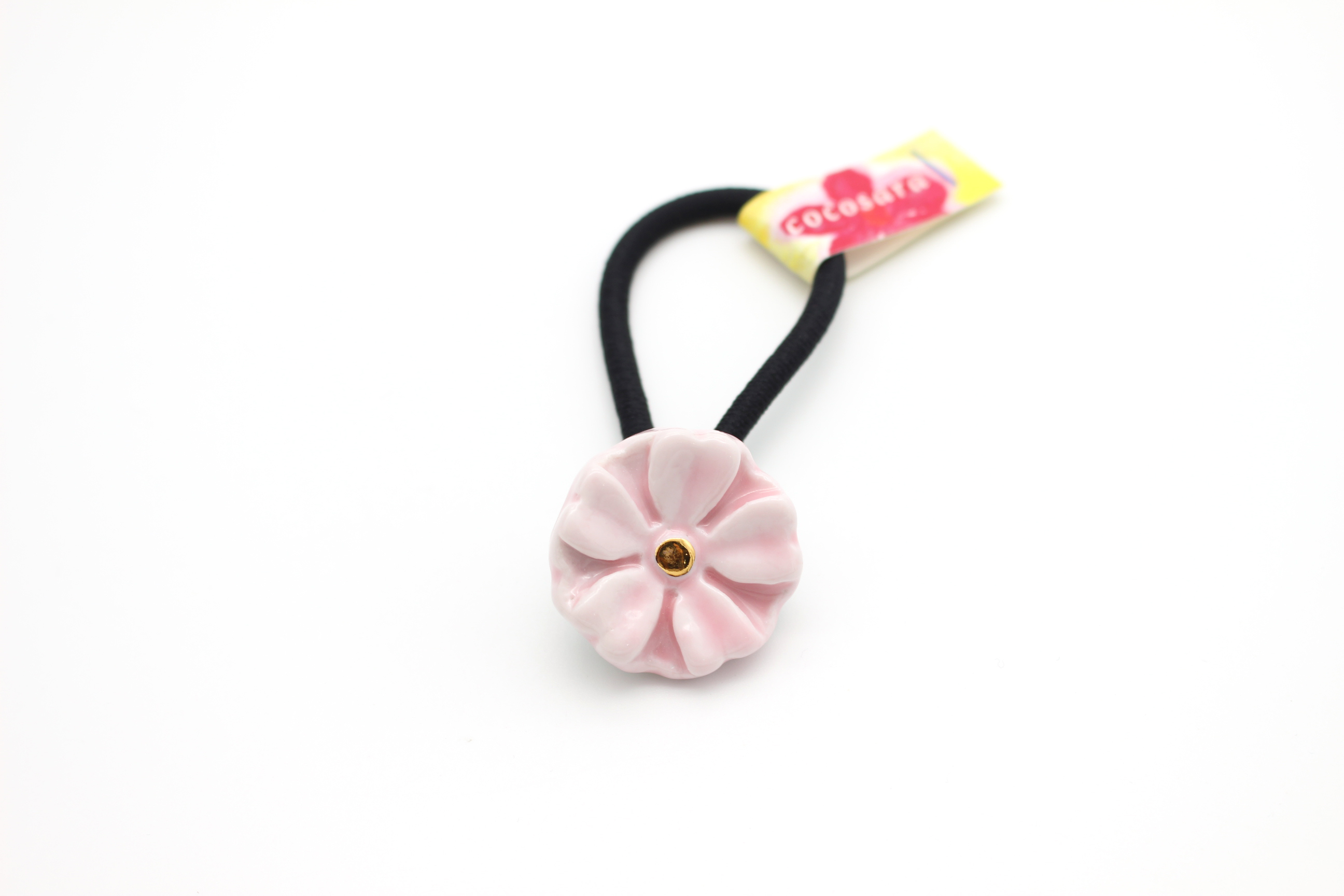 有田焼ヘアゴム  flower 12
