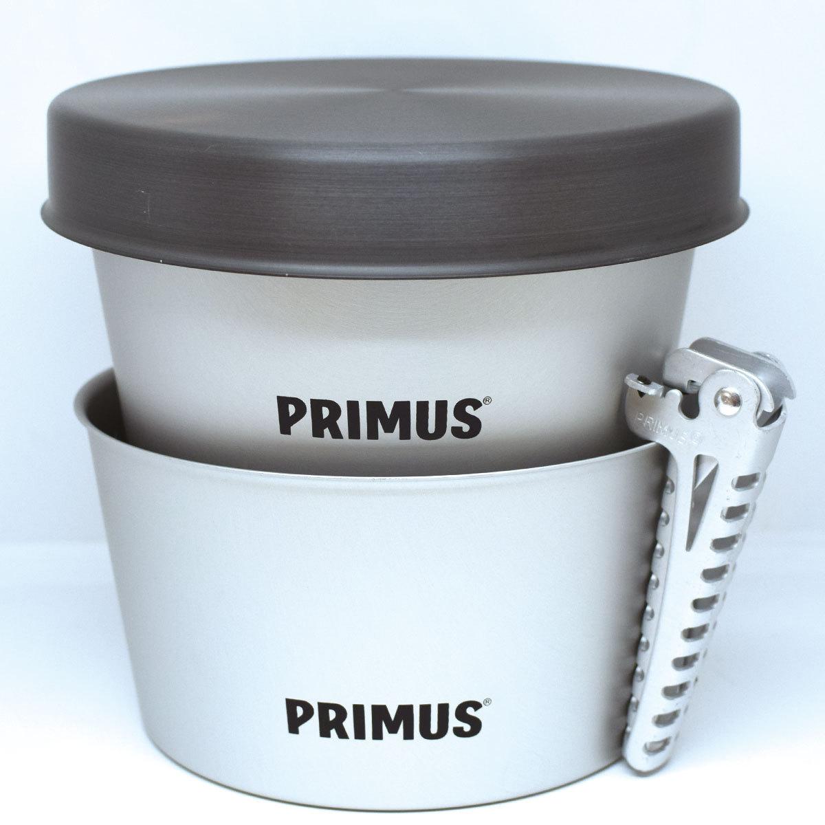 PRIMUS(プリムス)エッセンシャル ポットセット 2.3ℓ