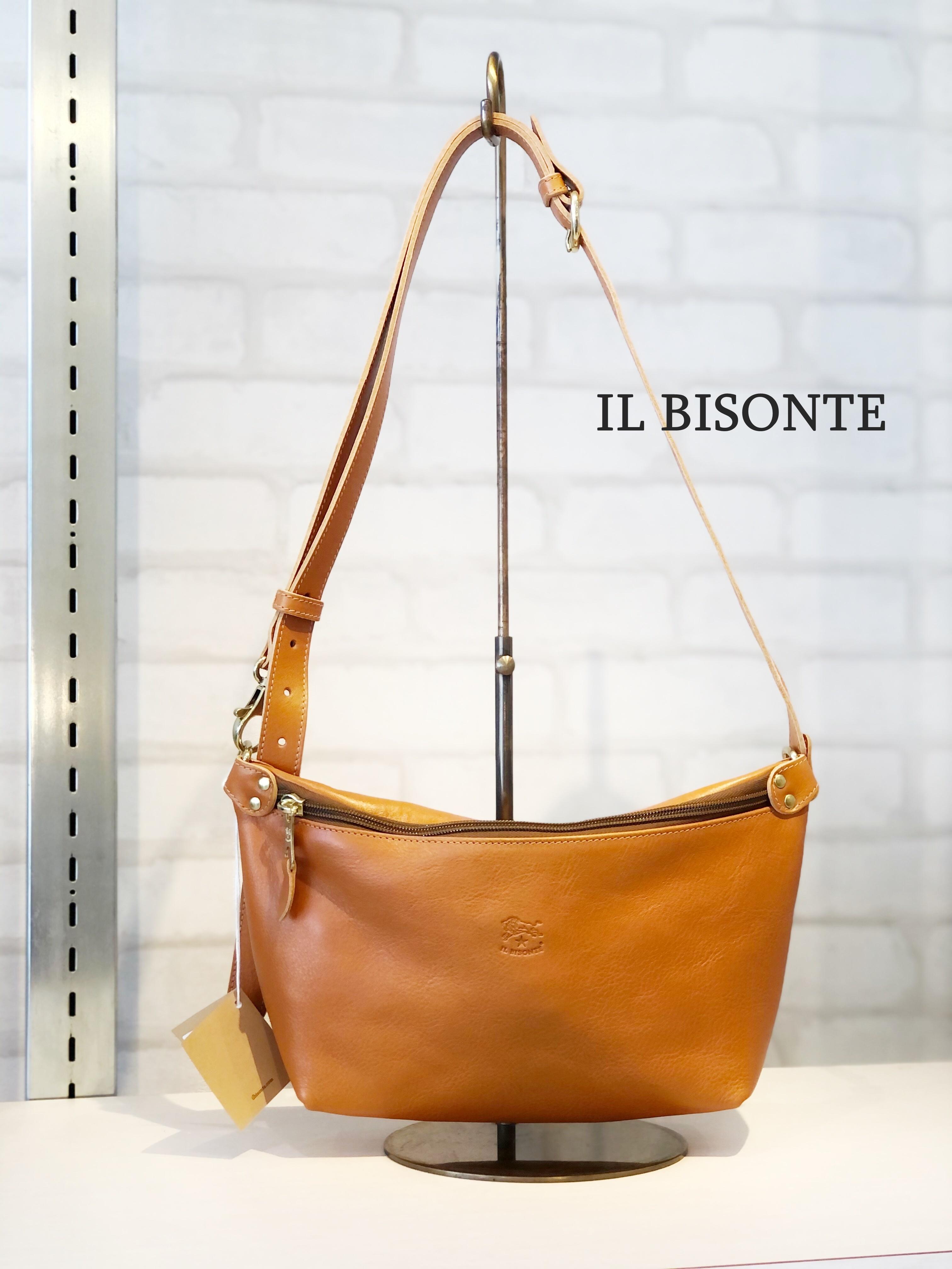 IL BISONTE(イルビゾンテ)/ショルダーバッグ/00116(ヤケヌメ)
