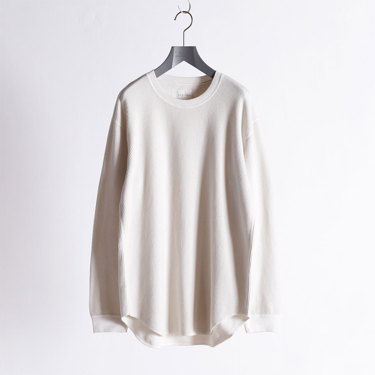 CURLY&Co./CLOUDY L/S TEE