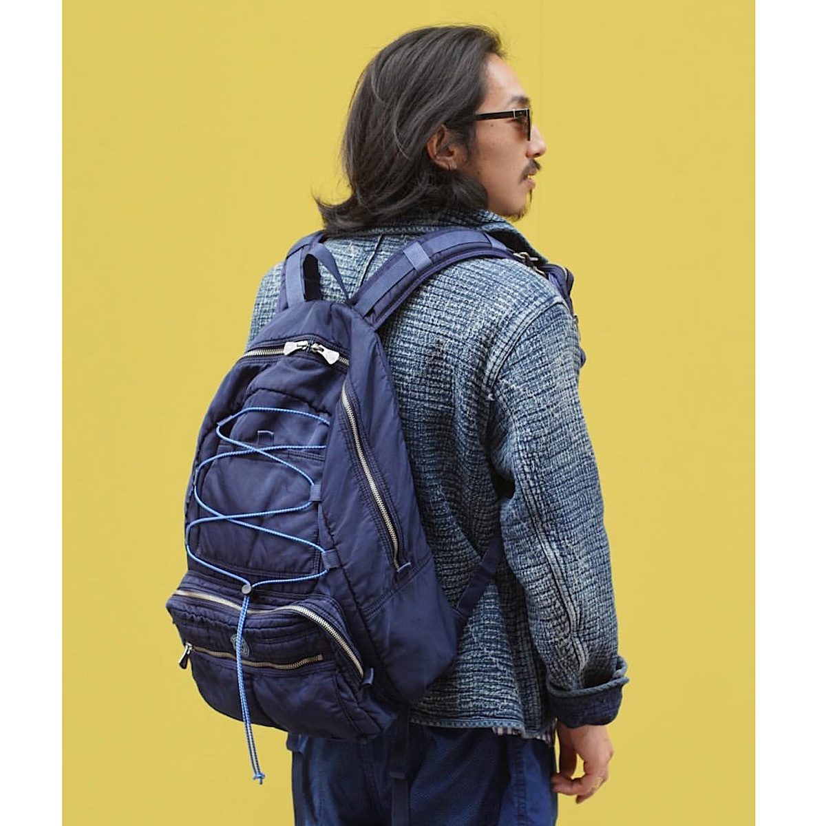 SUPER NYLON DAY PACK (L)