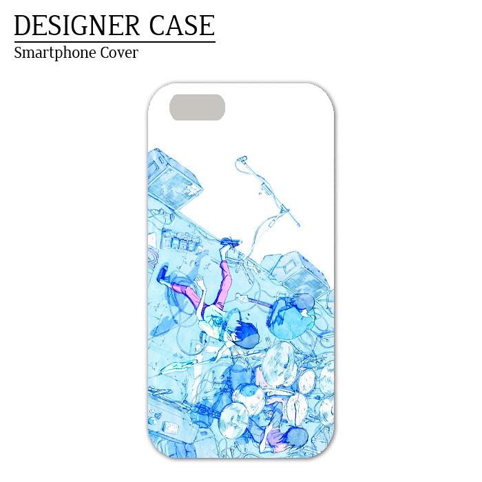 iPhone6 case [band]  Illustrator:Kawano