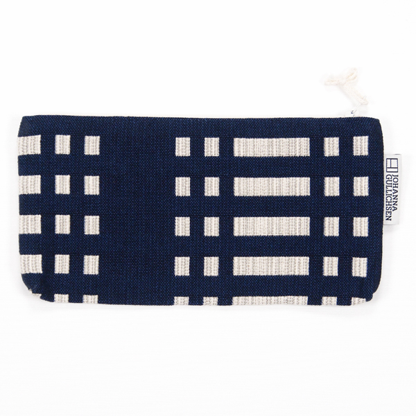 JOHANNA GULLICHSEN Long Purse Nereus Dark Blue