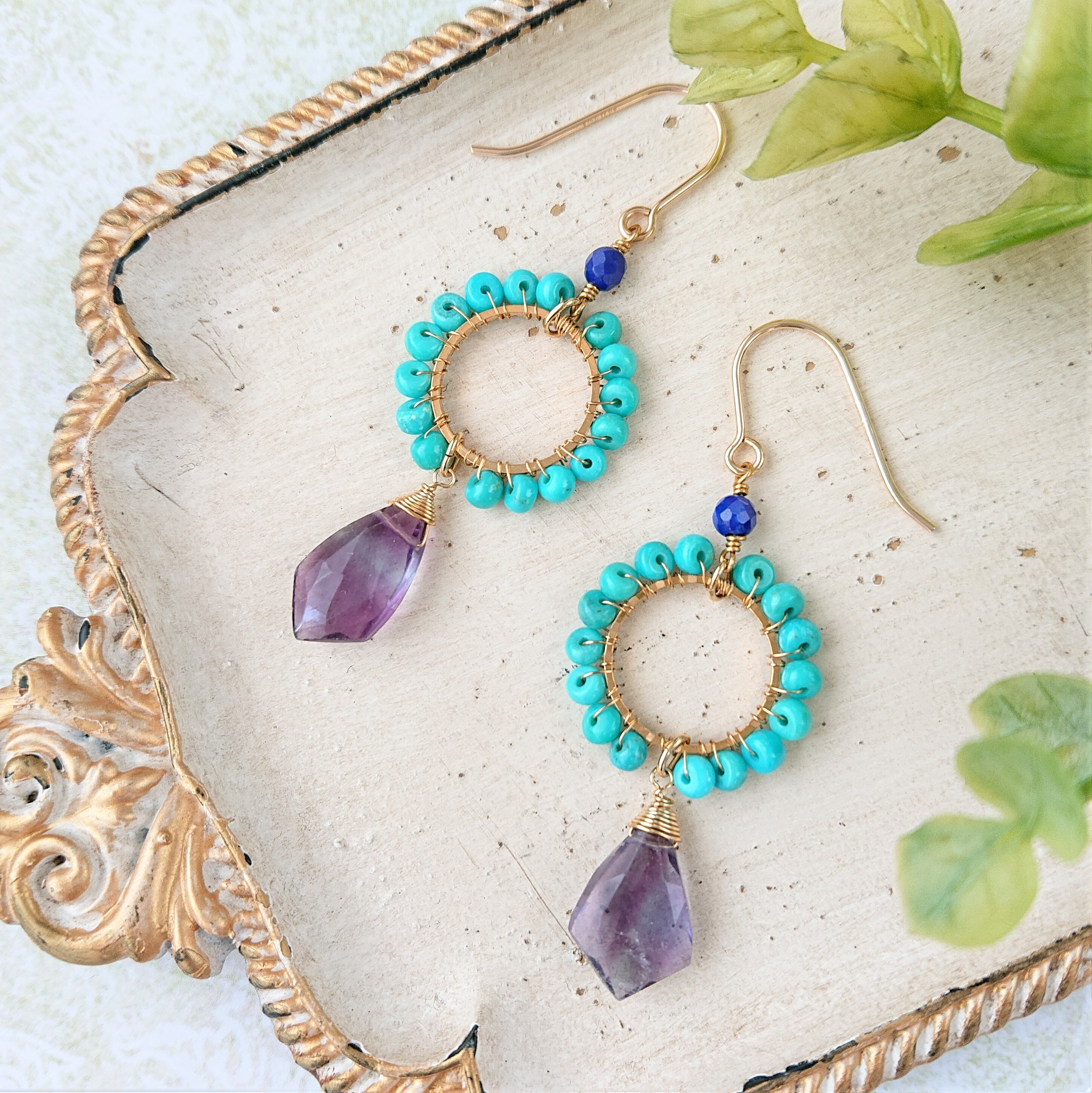 candy color pierce / earring 015