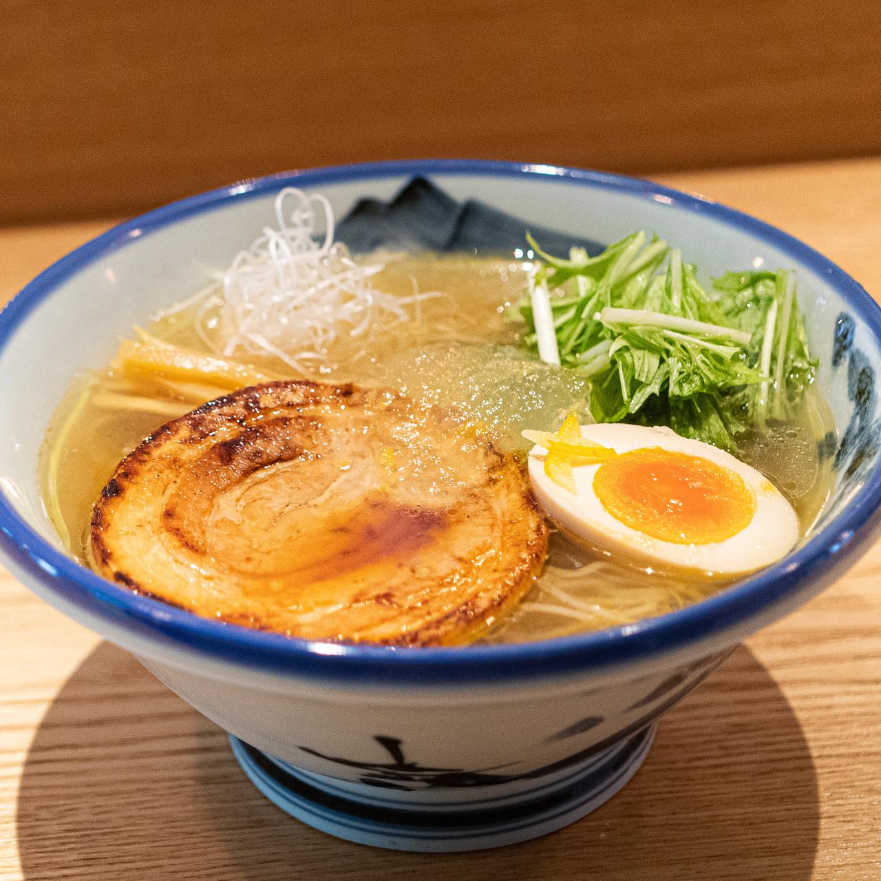 冷やし柚子塩麺 6食入り