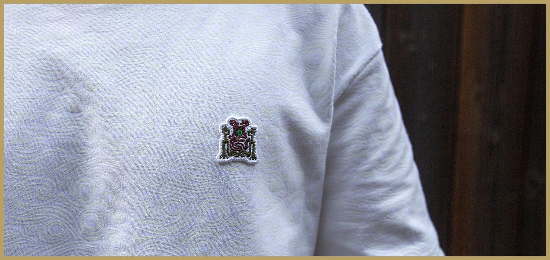 ゼルダの伝説 ブレスオブザワイルド /ゼルダ総柄Tシャツ BLACK / THE KING OF GAMES