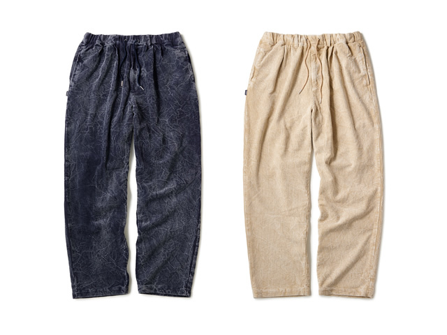 INTERBREED|Cracked Corduroy Trouser