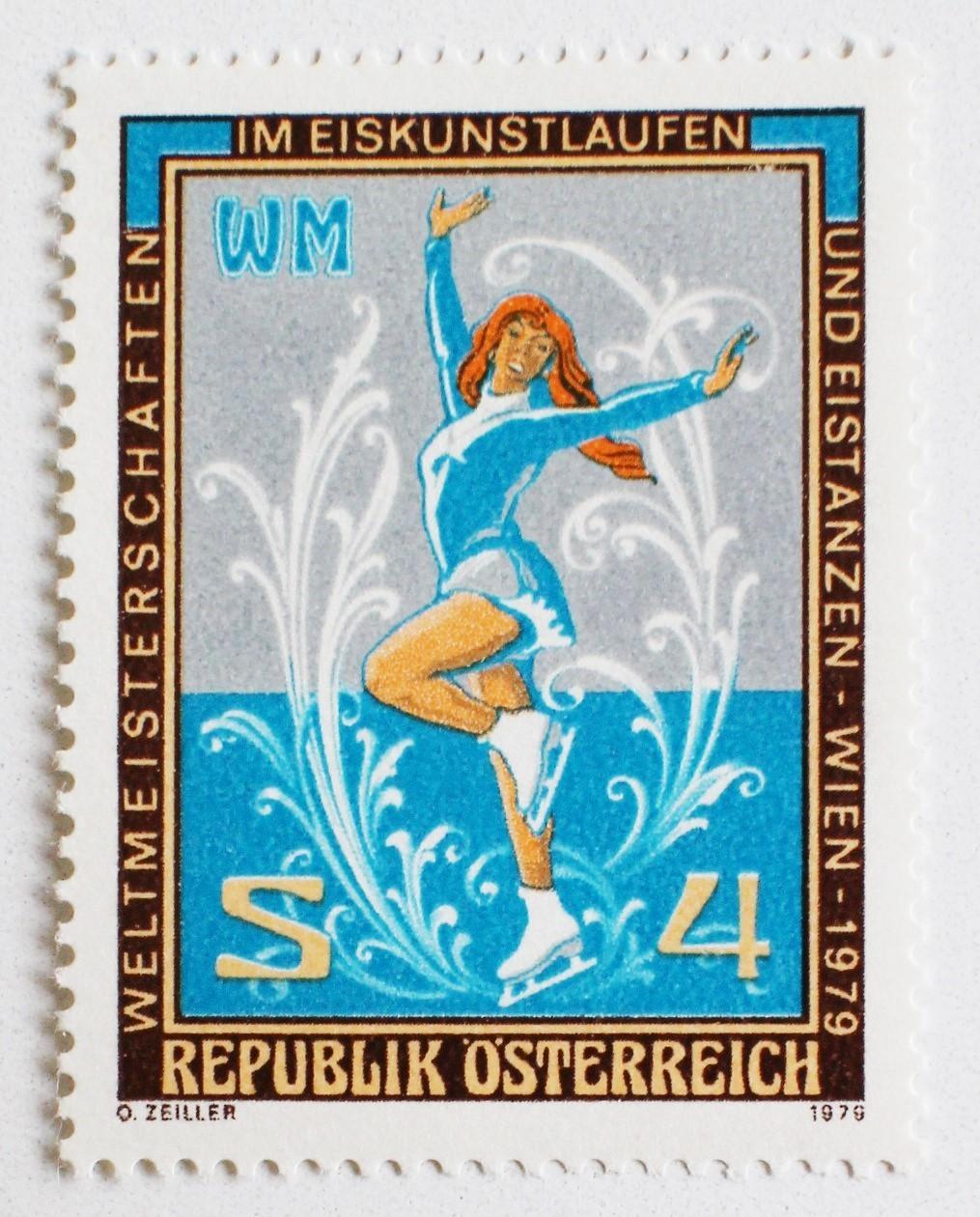 フィギュアスケート / オーストリア 1979