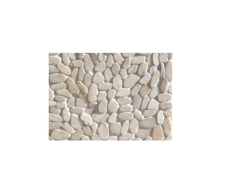 Peble Stone/CREAM WHITE