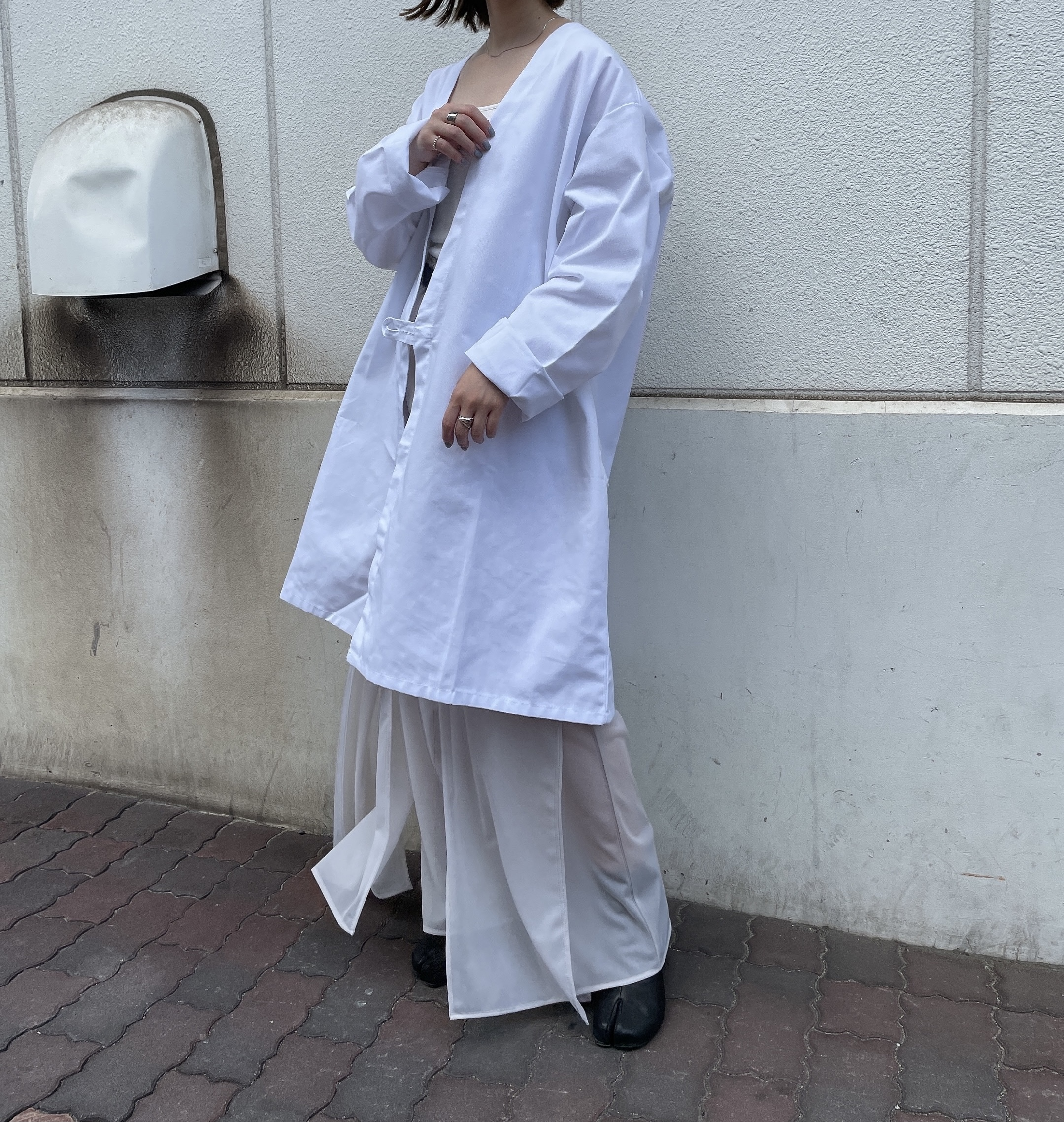 remake doctor coat