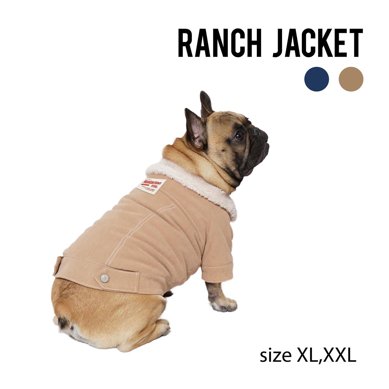 RANCH JACKET(XL・XXL) ランチジャケット