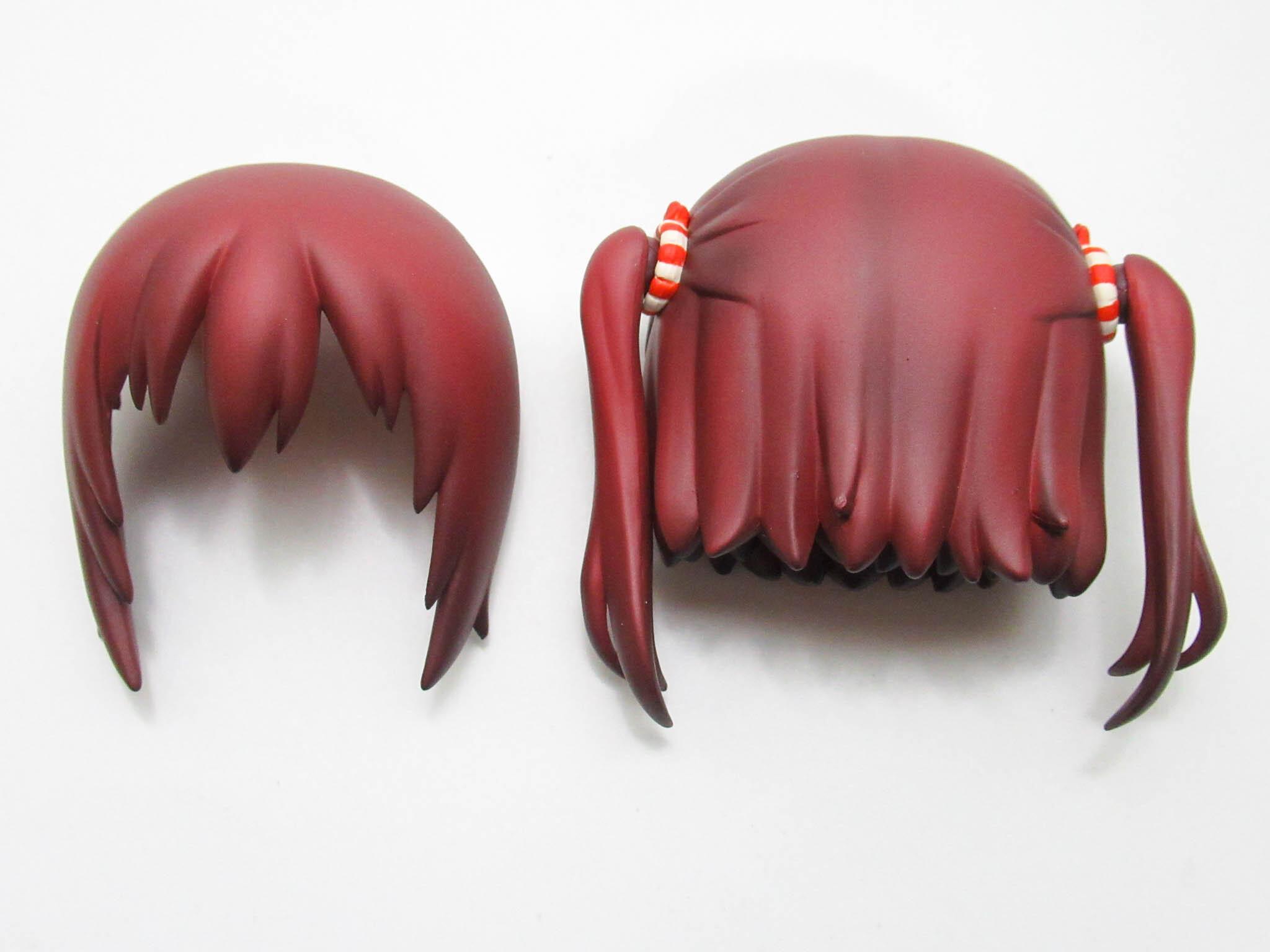 【832】 海老名菜々 髪パーツ ツインテール (A-ランク2) ねんどろいど