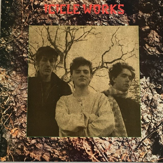 【LP・英盤】The Icicle Works / Icicle Works