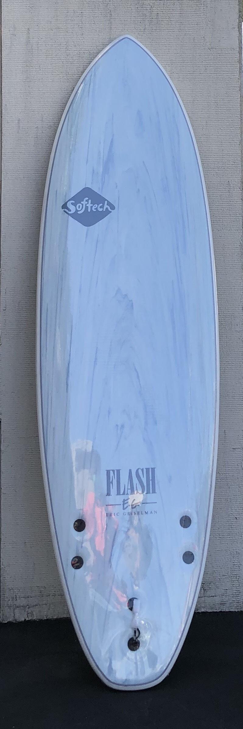 2020 SOFTECH FLASH E.GEISELMAN 6'0''ソフテック サーフボード