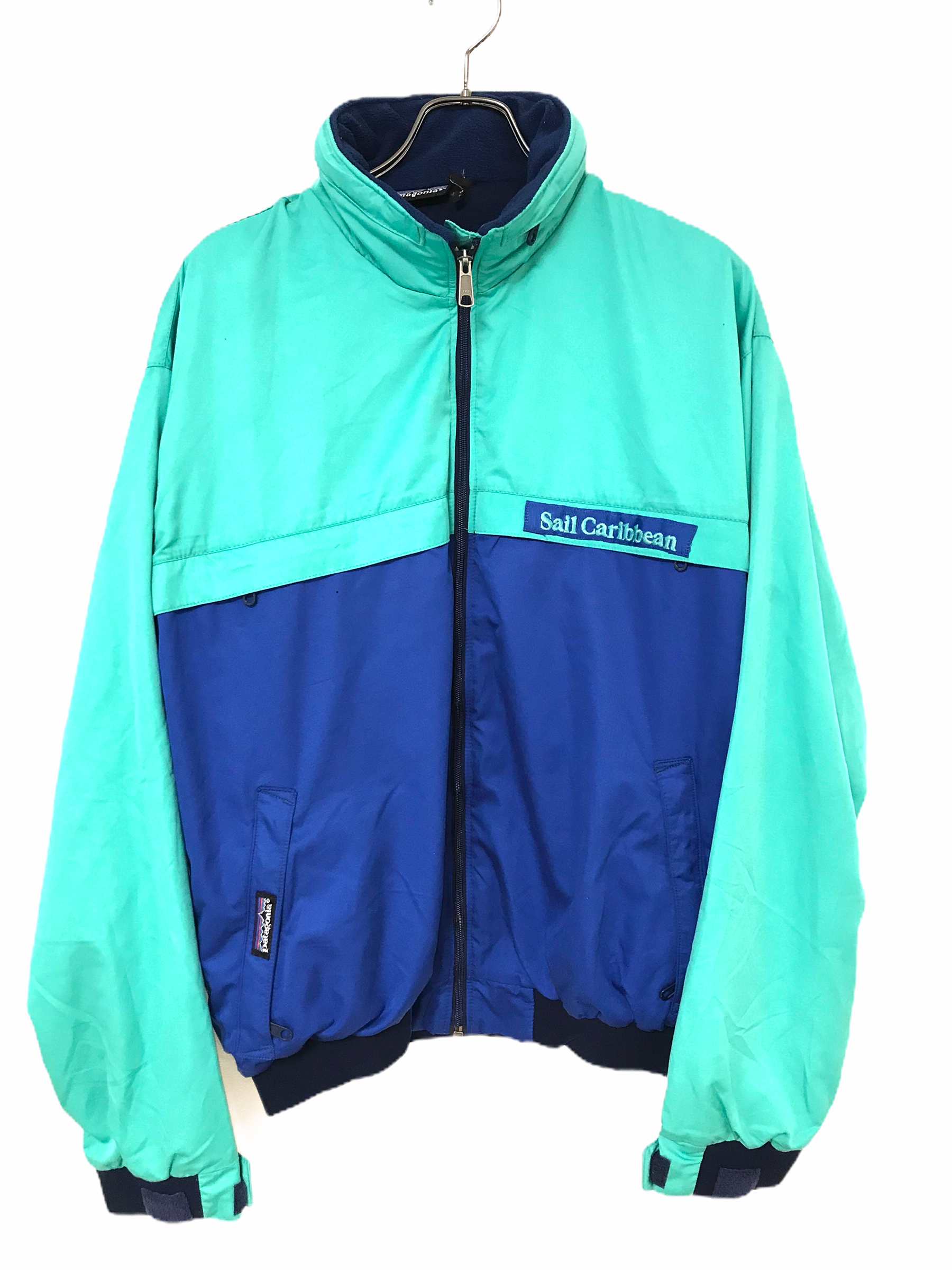 90's Patagonia Zip-up Blouson made in USA XL