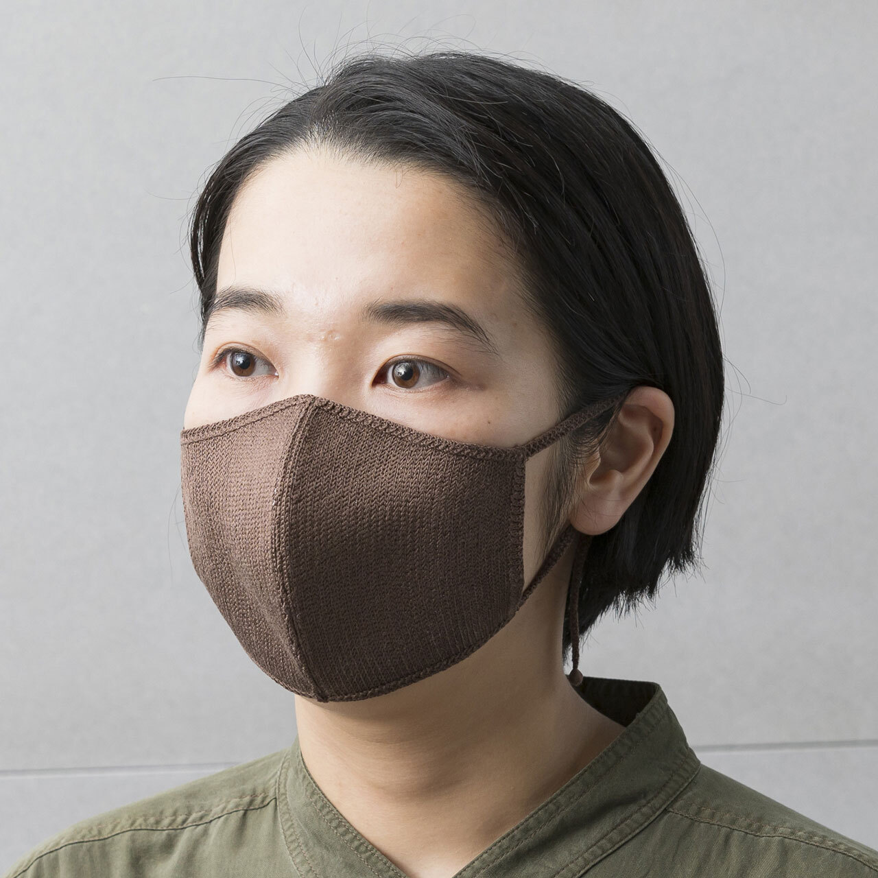 シルク・フェイス・マスク
