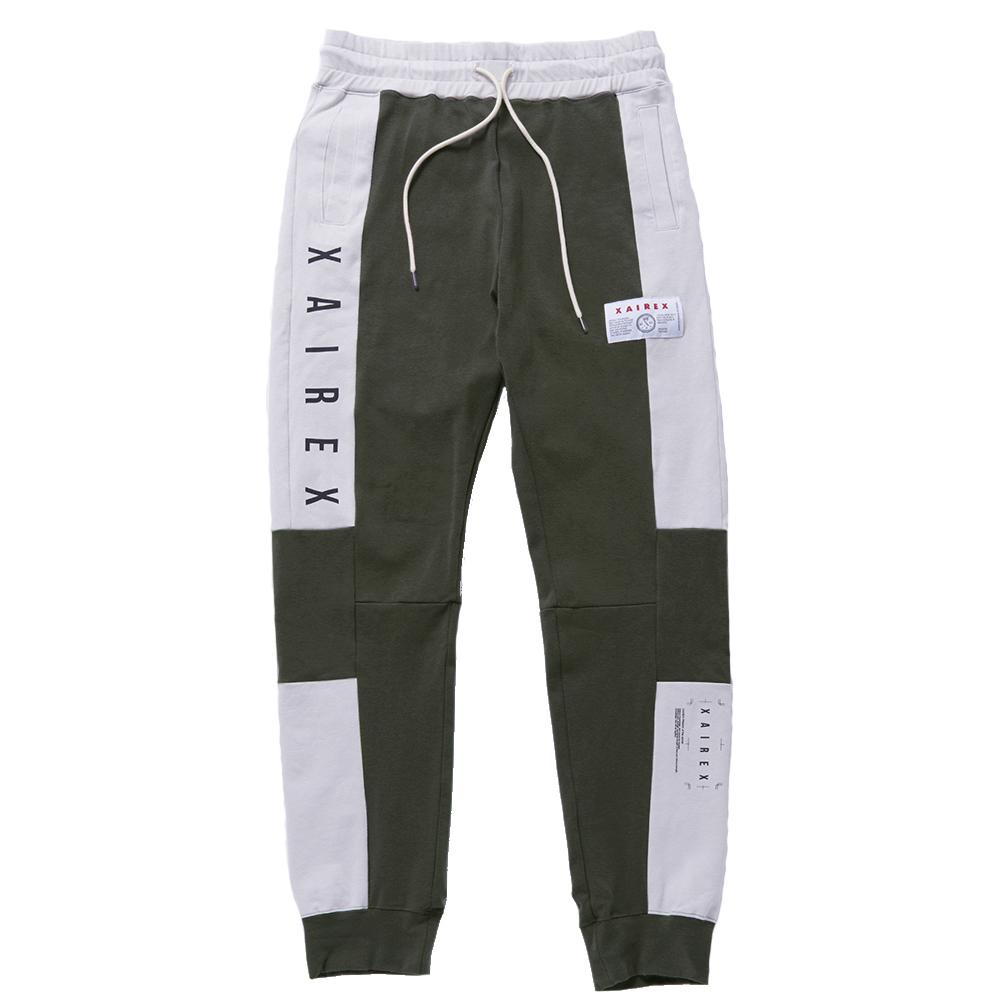 STRETCH PONTE PANTS (KHAKI) XAI-0017