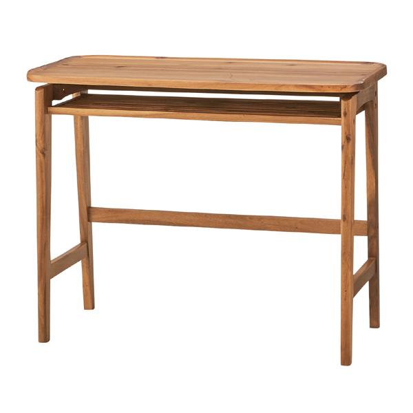 Bois Slim Wood Desk / 北欧スタイル パソコンデスク