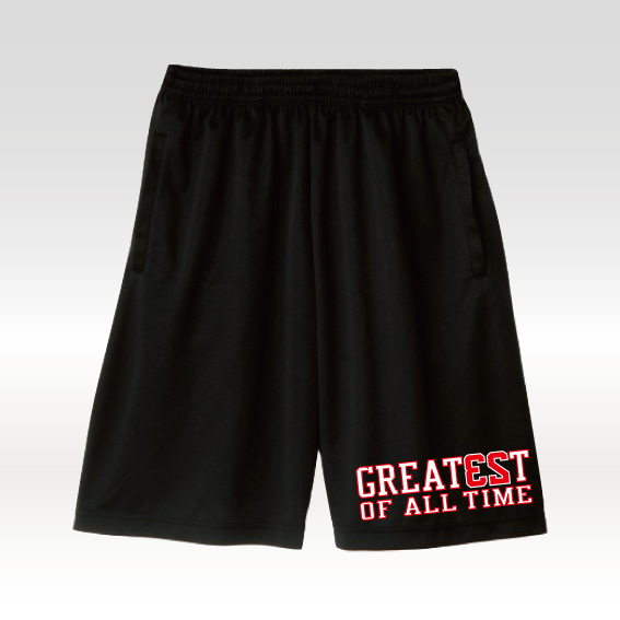 GREATE23T OF ALL TIME 'SPECIAL EDITION' ドライショーツ