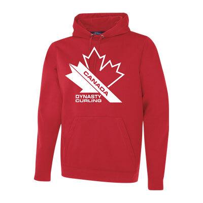 メンズ Team Canada パーカー