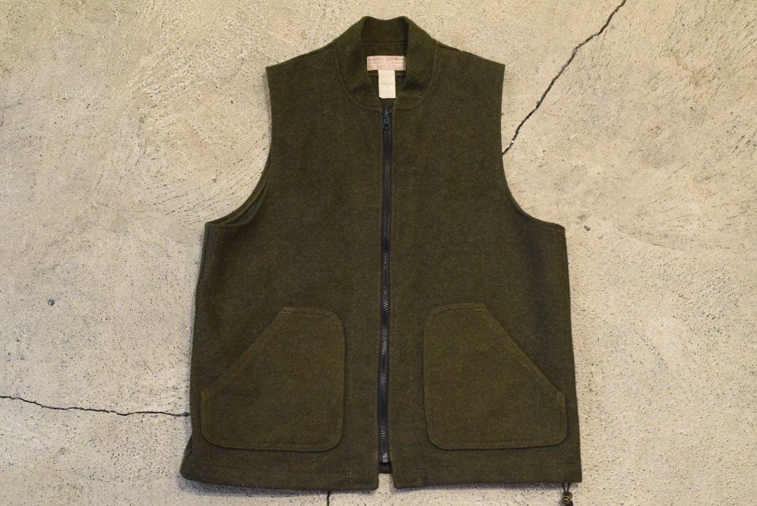 USED FILSON Wool liner vest -Medium 0856