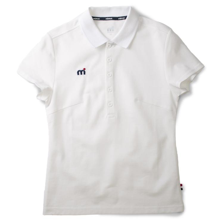 ミストラル ウィメンズ [ ウィメンズシーコンフォートポロシャツ ] WHITE