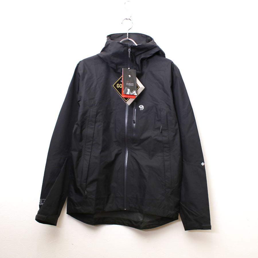 Mountain Hardwear / マウンテンハードウェア | Exposure/2 Gore-Tex Paclite ゴアテックス マウンテンパーカー | M | ブラック