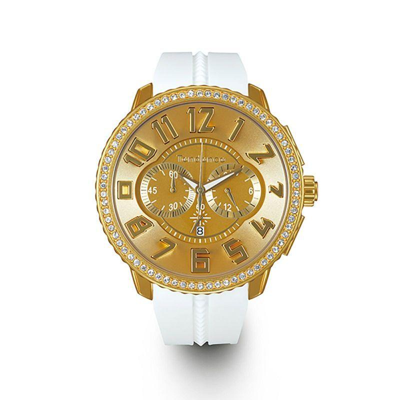 【Tendence テンデンス】TY146010  ALUTECH LUXURYアルテックラグジュアリー(ゴールド)/国内正規品 腕時計
