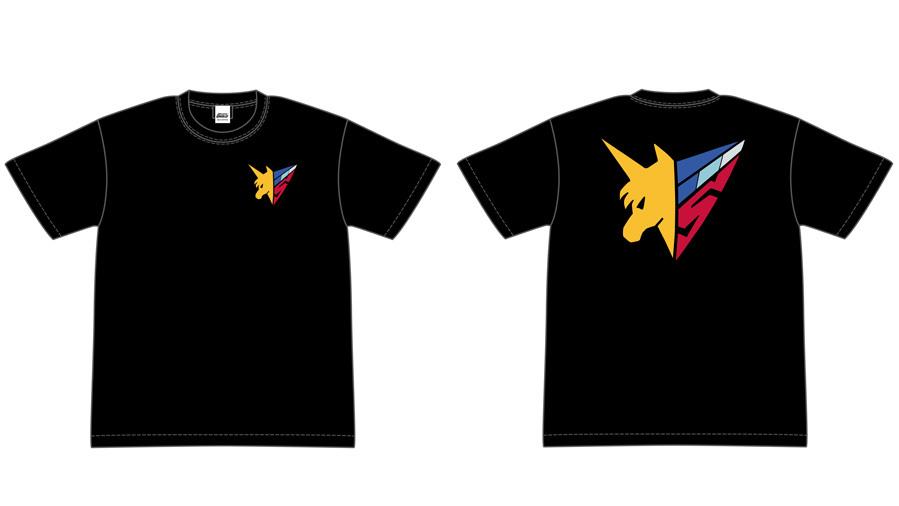新世紀GPXサイバーフォーミュラ SUGO Tシャツ (ブラック) /  グルーヴガレージ
