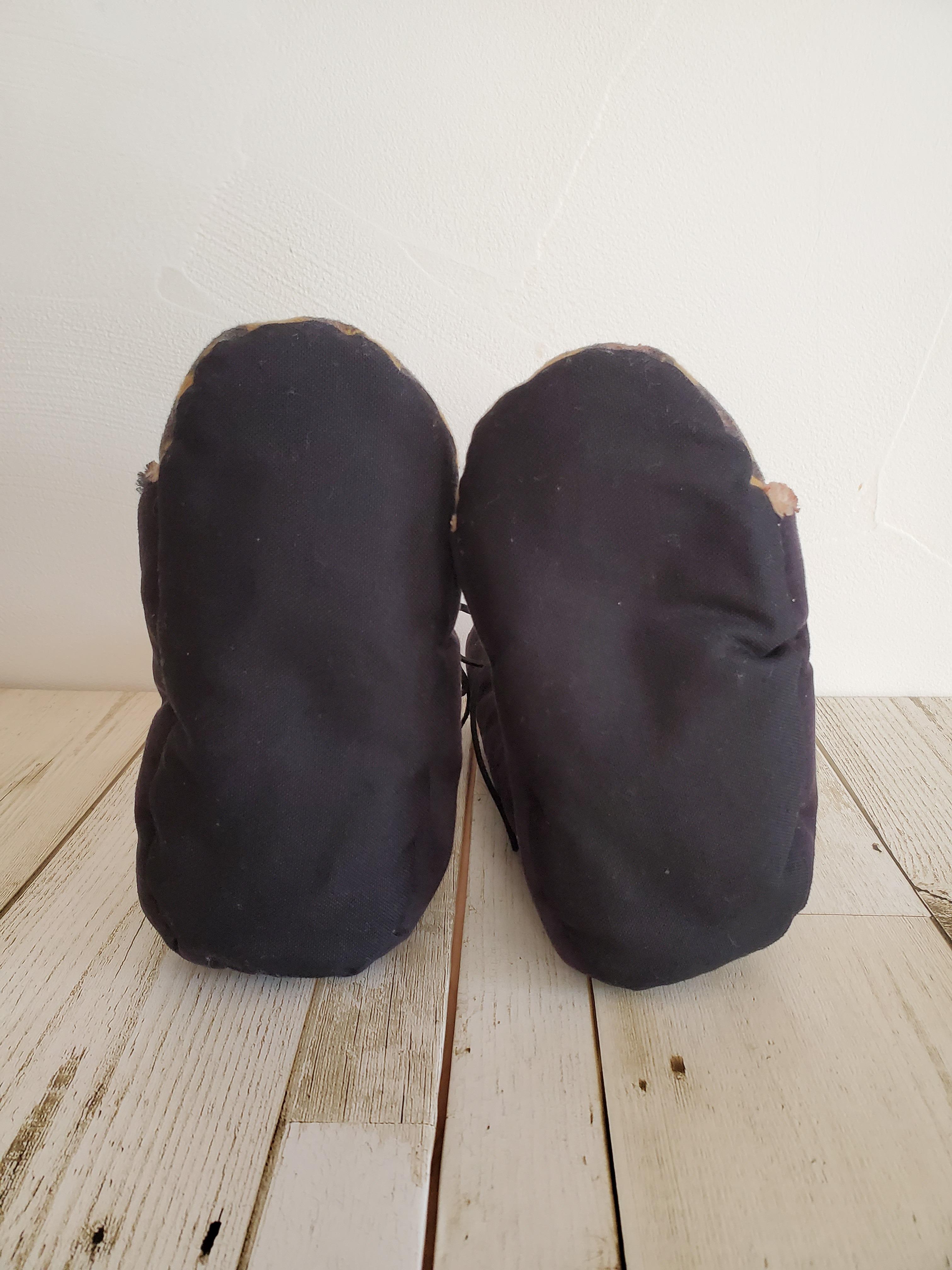 ***在庫あり*** ブーツ ひょう柄 17.5cm