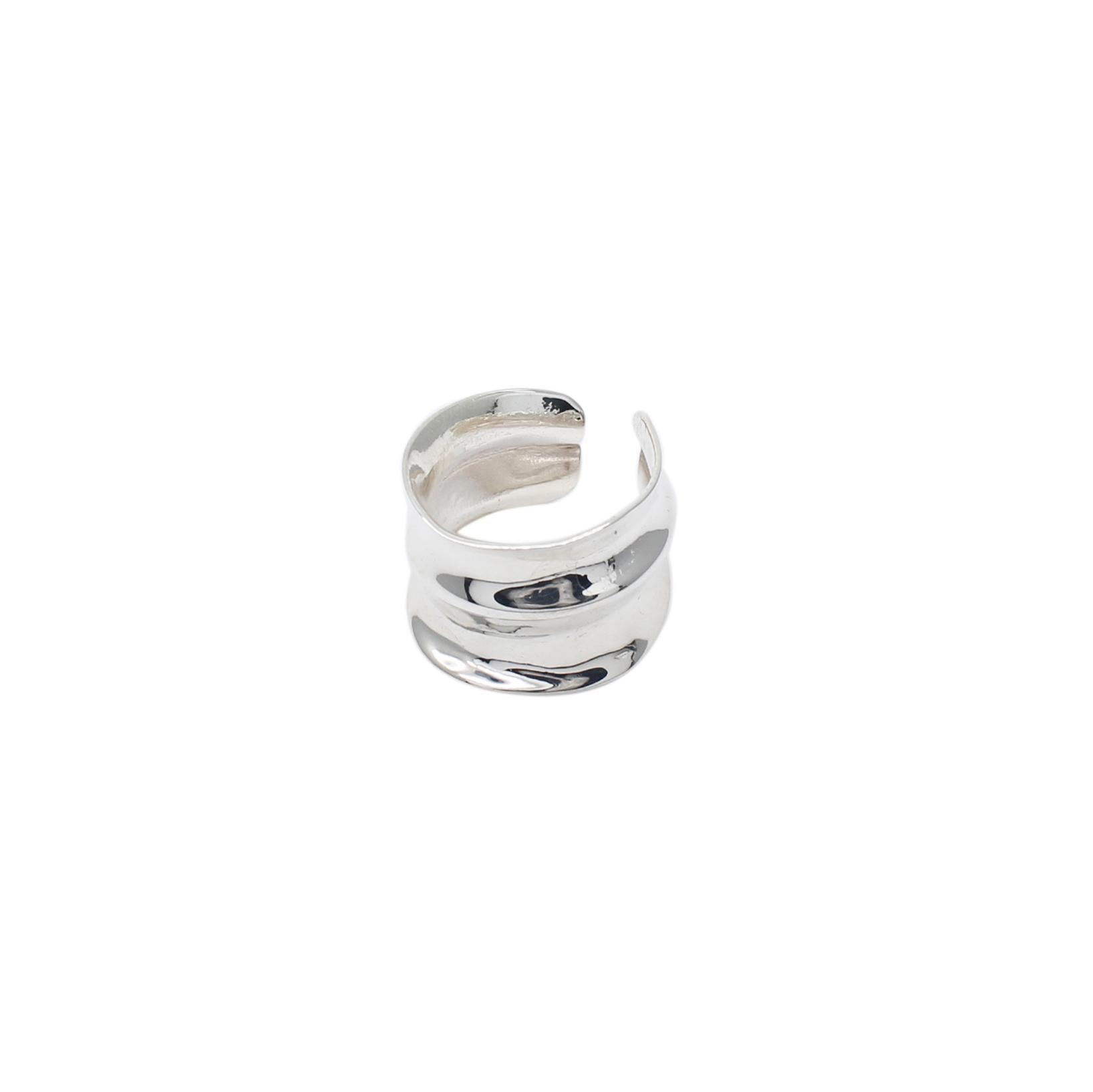 Icefloe Ring & Earcuff