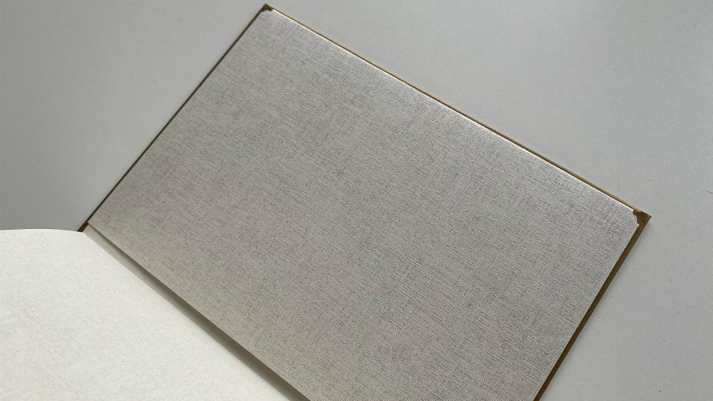 着せ替え表紙「HAOLi-羽織-」(A5ノート用1枚)グラマラスエナメル(シャンパンゴールド)