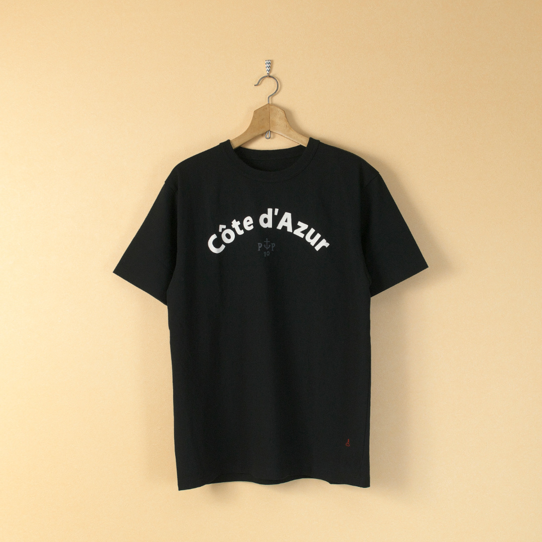 快晴堂 カイセイドウ 20周年リバイバル・ロゴUNI-Yシャツ・ブラック・サイズ5+【メンズ】