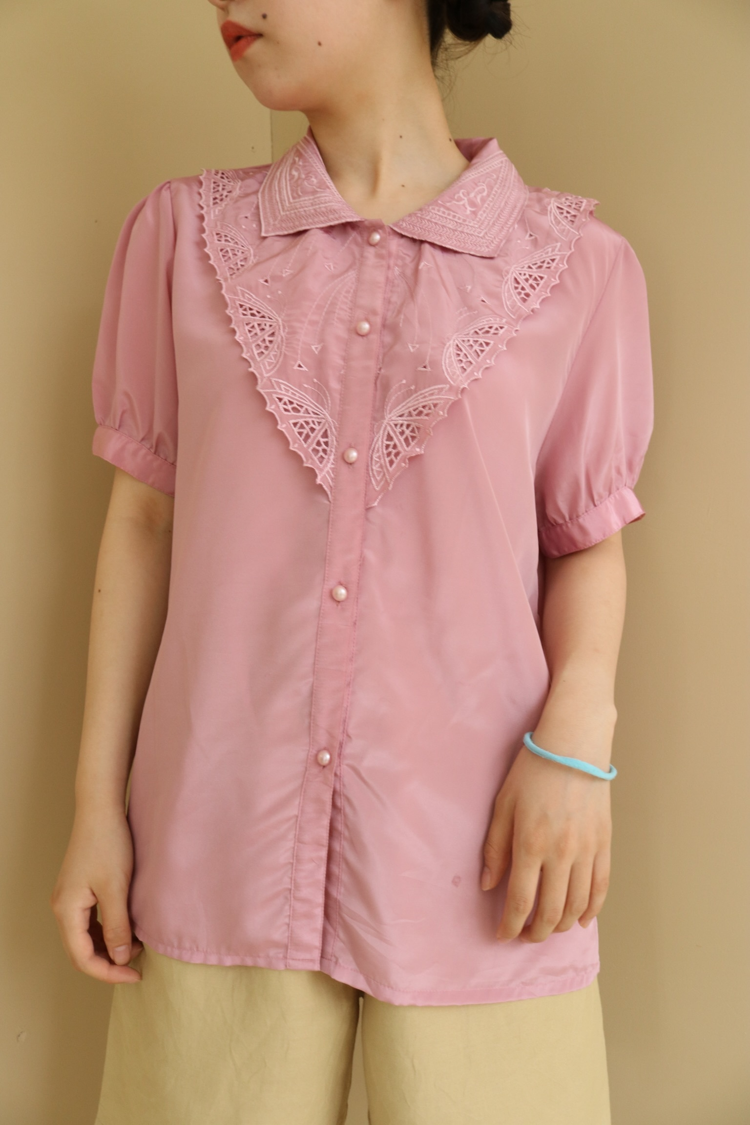 design blouse / 7SSTP10-11