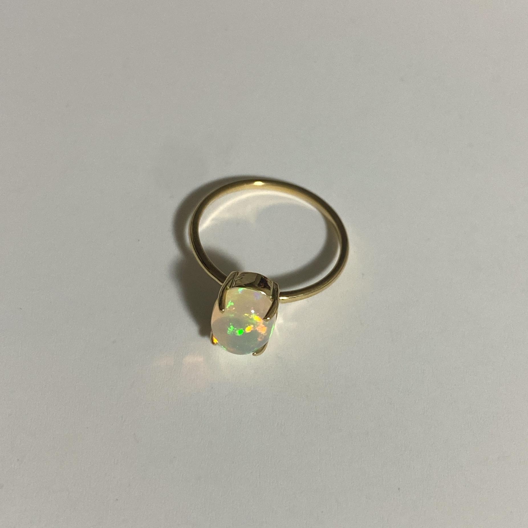 +Order+ ring / オパール