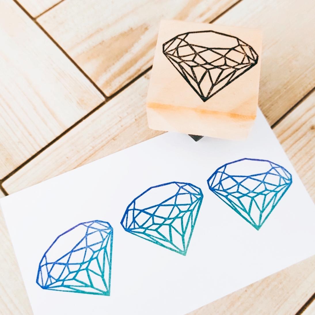 カットダイヤモンド1