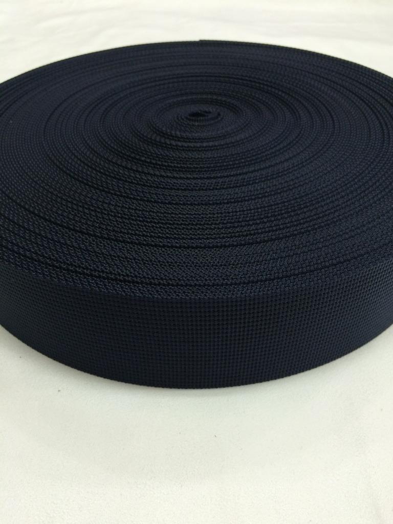 ナイロンテープ  12本トジ織  50mm幅  1.5mm厚  カラー(黒以外) 1反(50m)