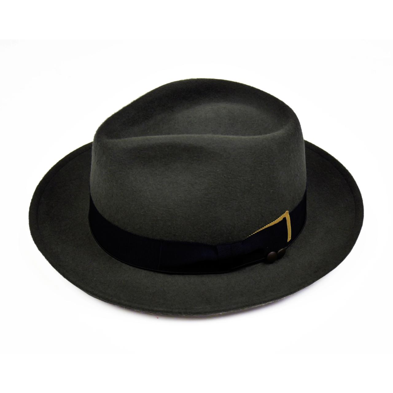 TOP KNOT | HAT STANDARD - Grey [82024002]