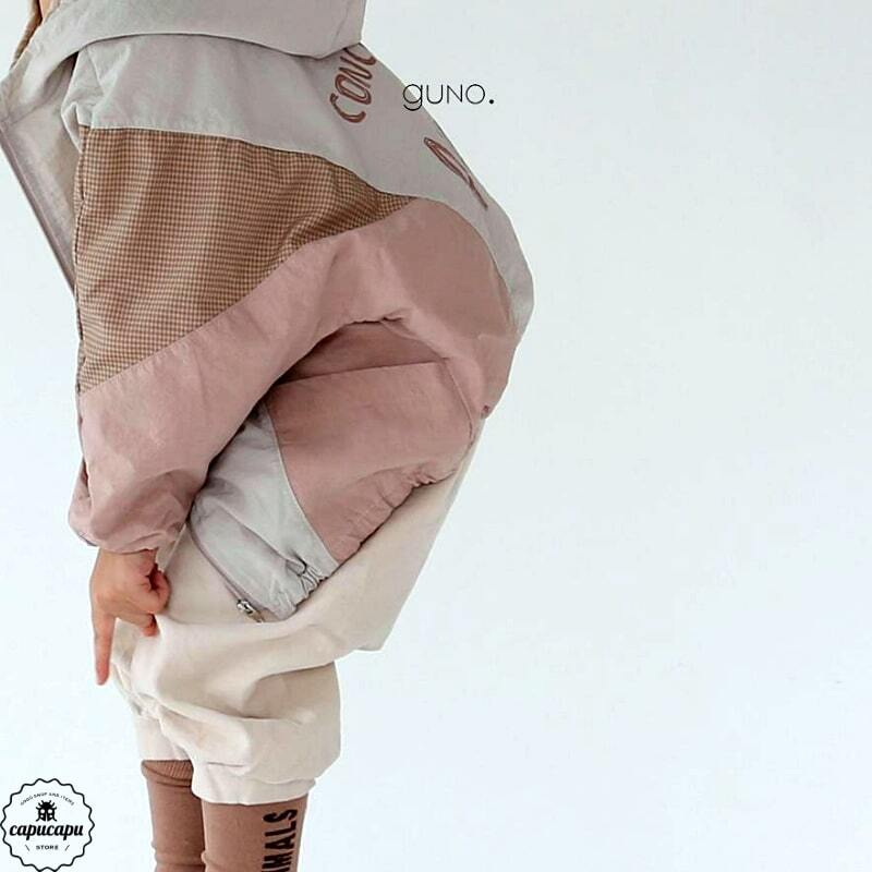 «sold out» guno color outer 2colors アウター