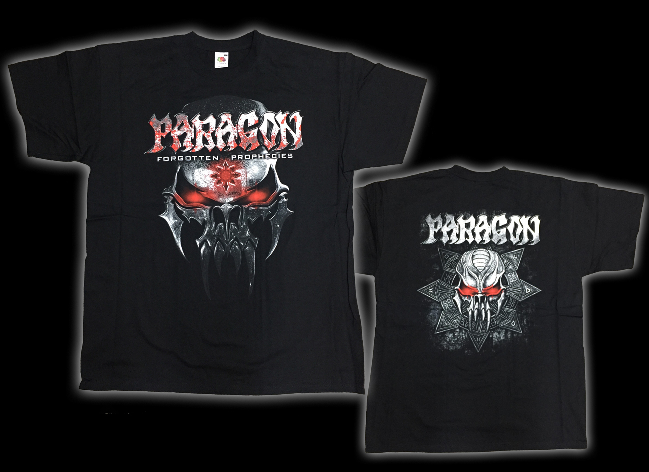 "PARAGON ""Forgotten Prophecies""正規品 Tシャツ"