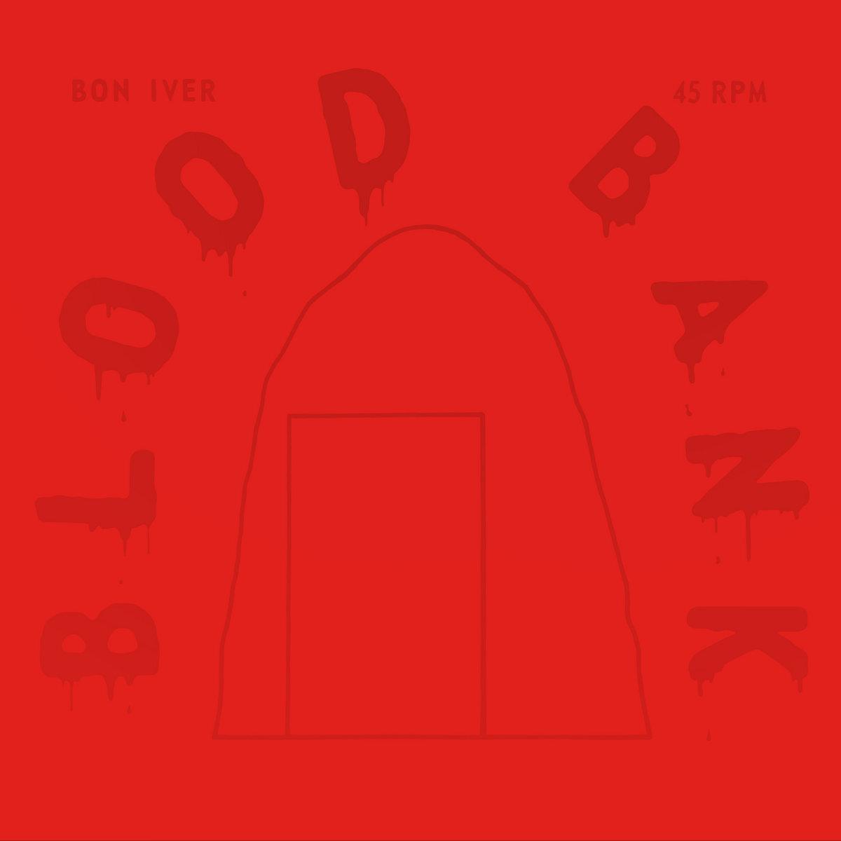Bon Iver / Blood Bank (Ltd 10th Anniversary Edition 12inch EP)