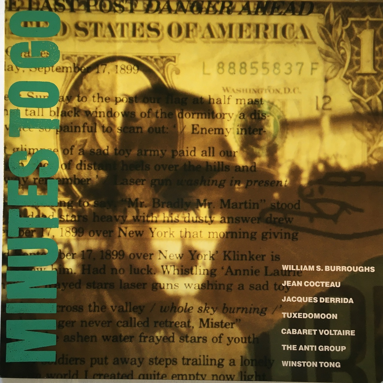 【LP・ベルギー盤】Various Artists /  Minutes To Go!