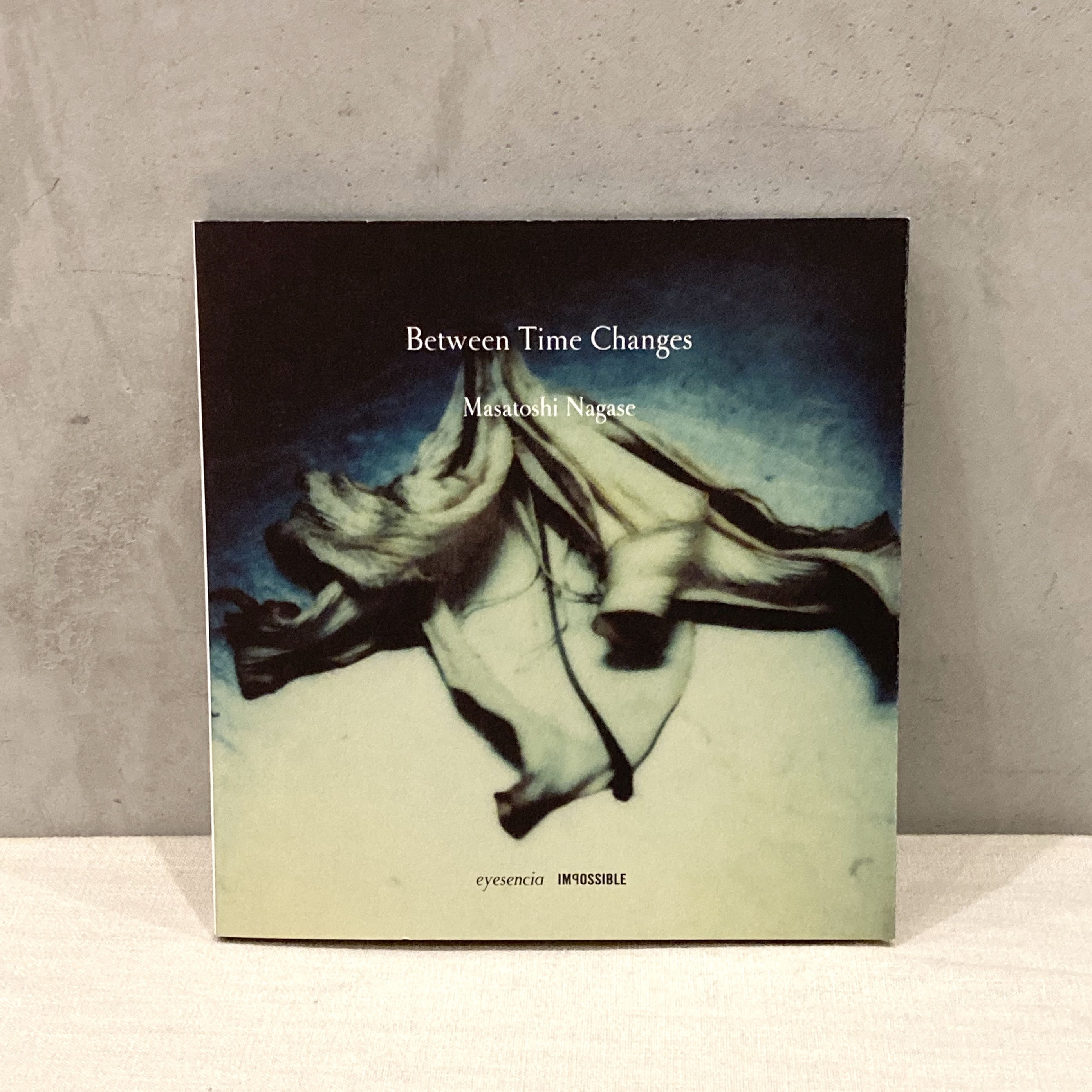 BOOK  /  永瀬正敏『Between Time Changes』