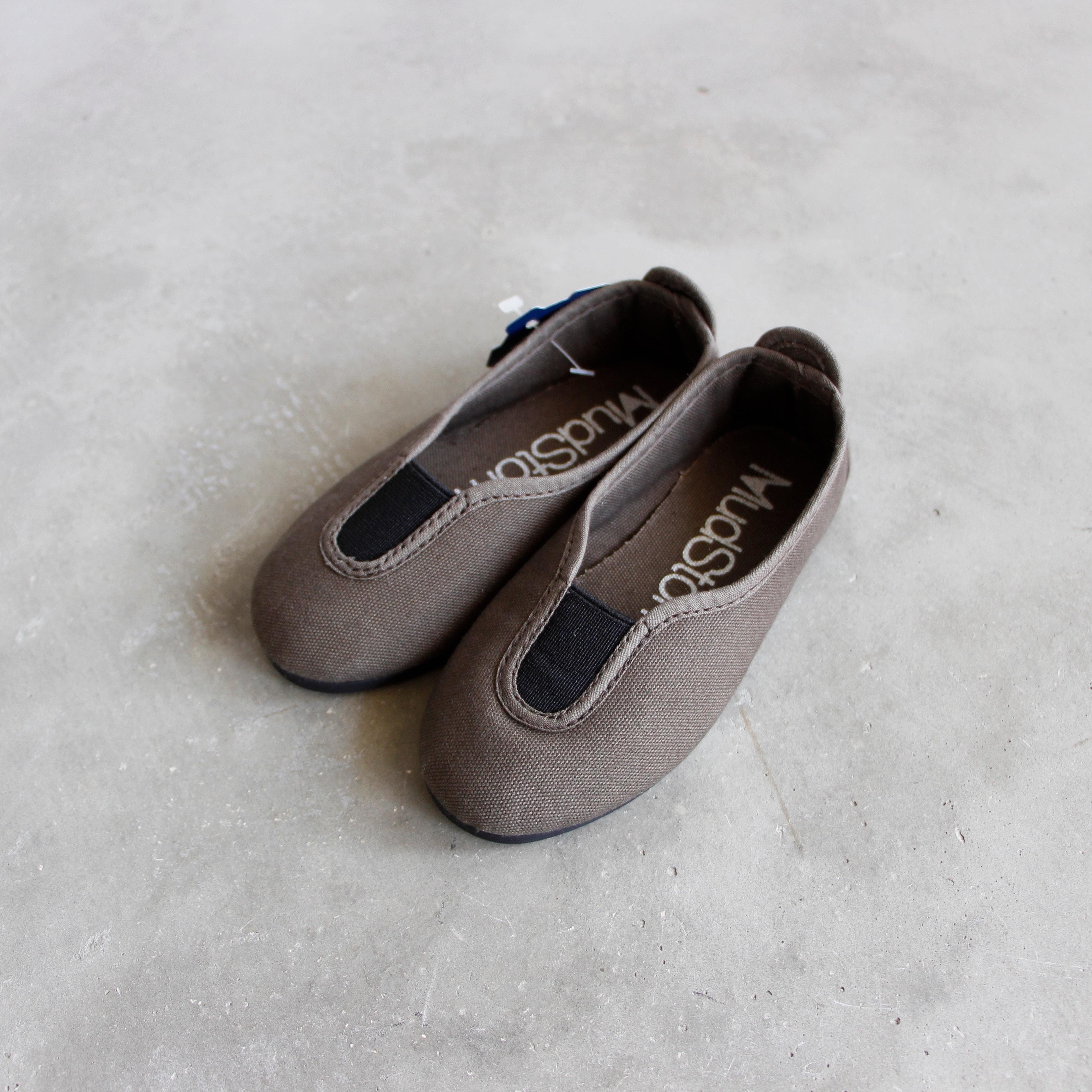 《LA CADENA》Mudstompers slip on / olive(olive × black) / 19.5-21.5cm