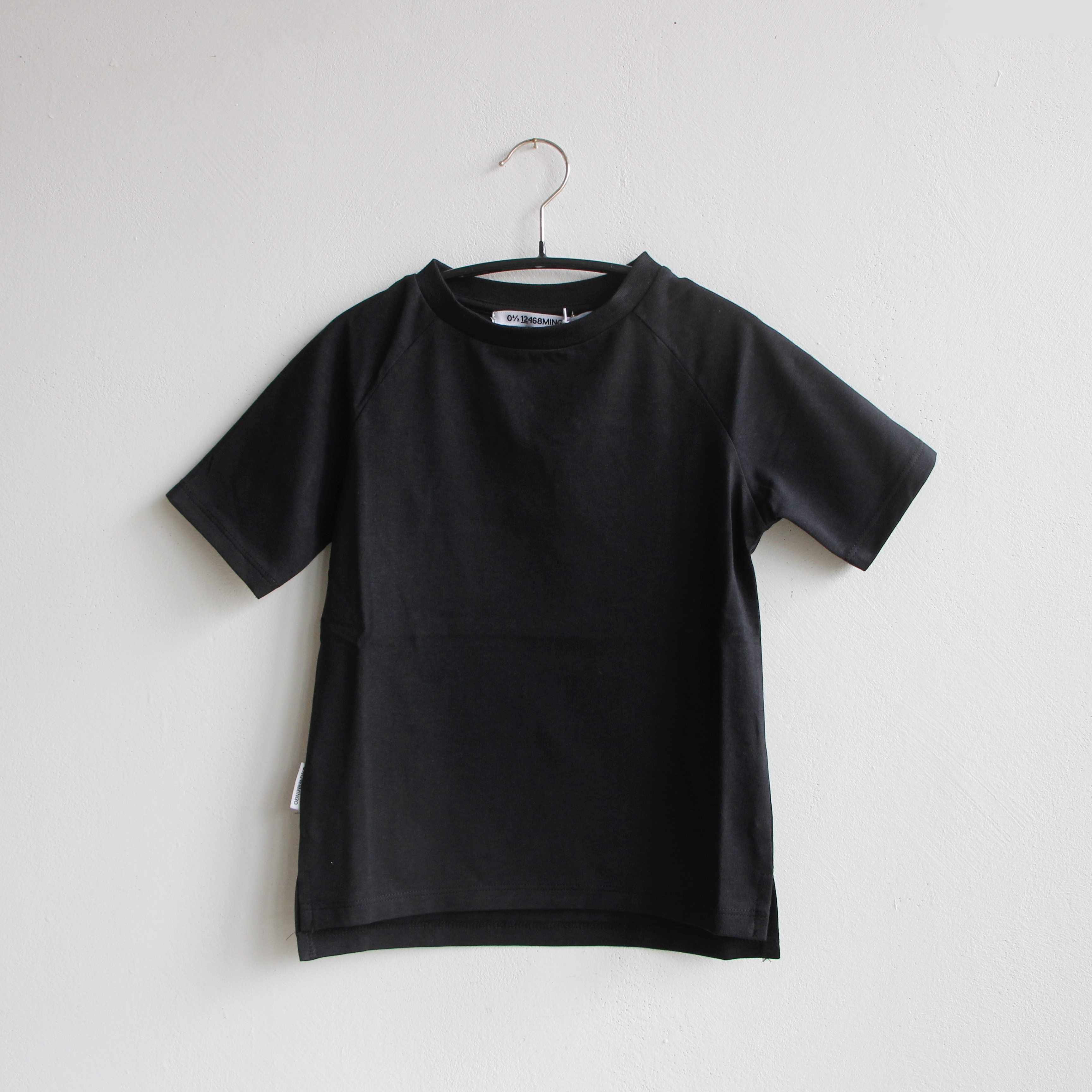 《MINGO.》T-shirt / Black