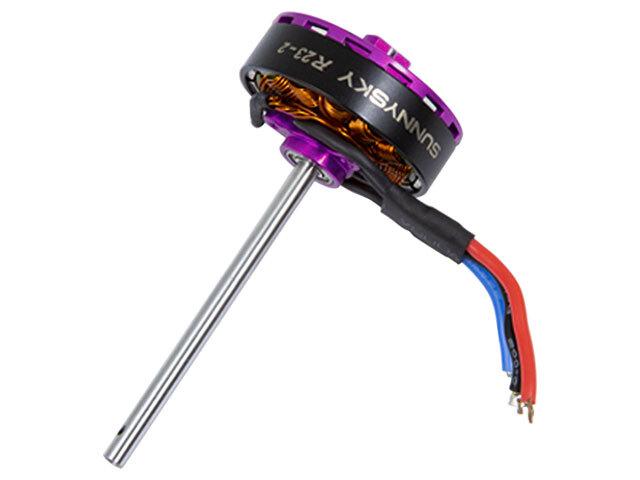 ◆M1ブラシレスメインモーター ・パープル OSHM1027(ネオヘリでM1購入者のみ購入可)