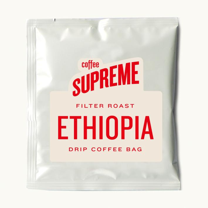 【お得な10袋】ETHIOPIAドリップバッグ
