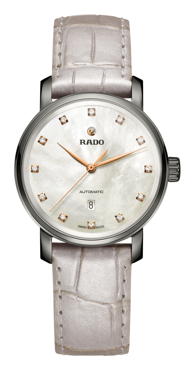 【RADO ラドー】DiaMaster Automatic Diamonds/ダイヤマスター オートマティック ダイヤモンズ/国内正規品 腕時計