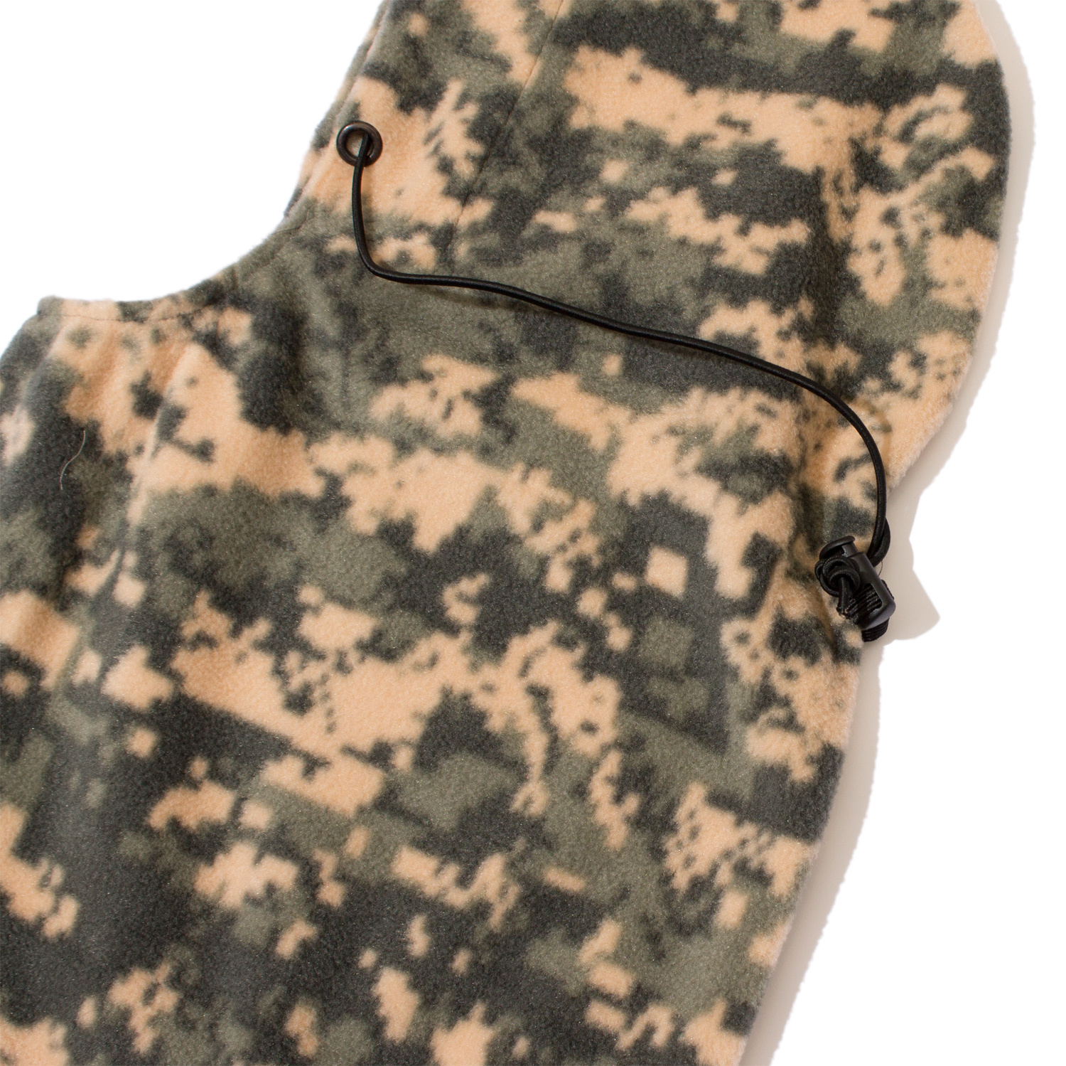 Polar Fleece Adjustable Balaclava #CAMO